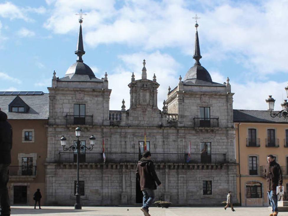 Plaza del Ayuntamiento de Ponferrada