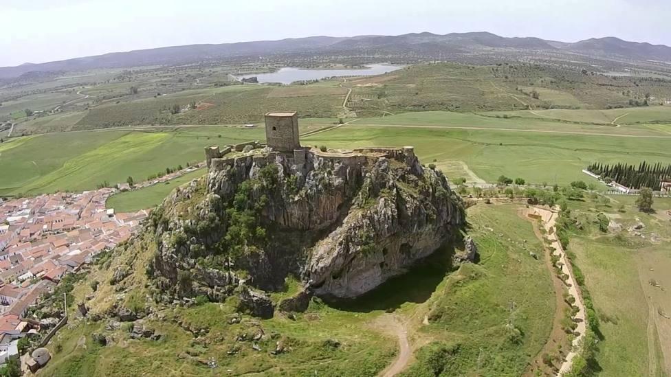 El castillo de Belmez, la fortaleza que domina la ciudad