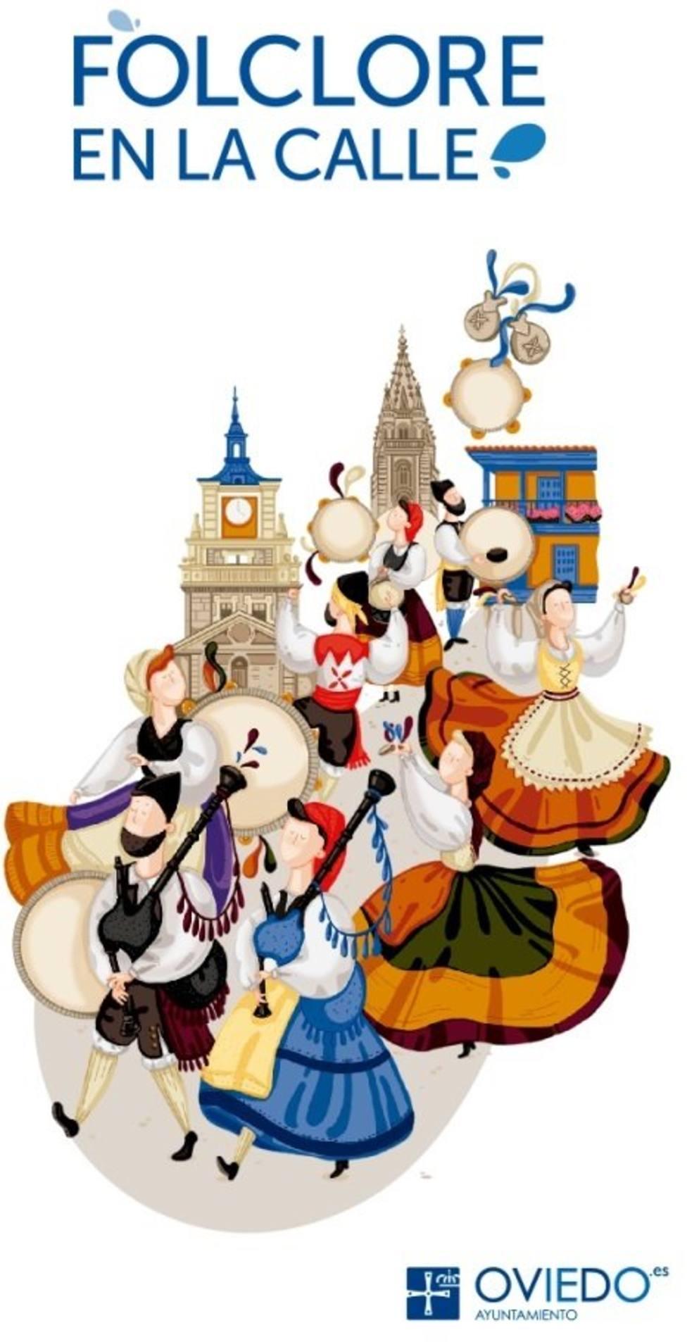 Folclore Oviedo