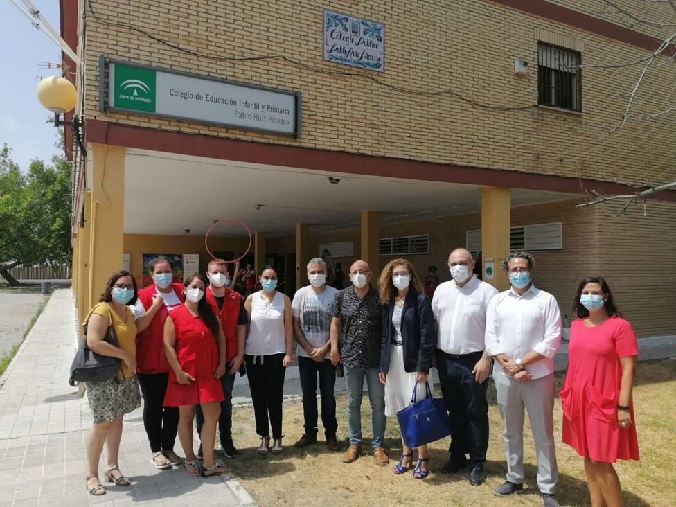 Delegada de igualdad visita Motril