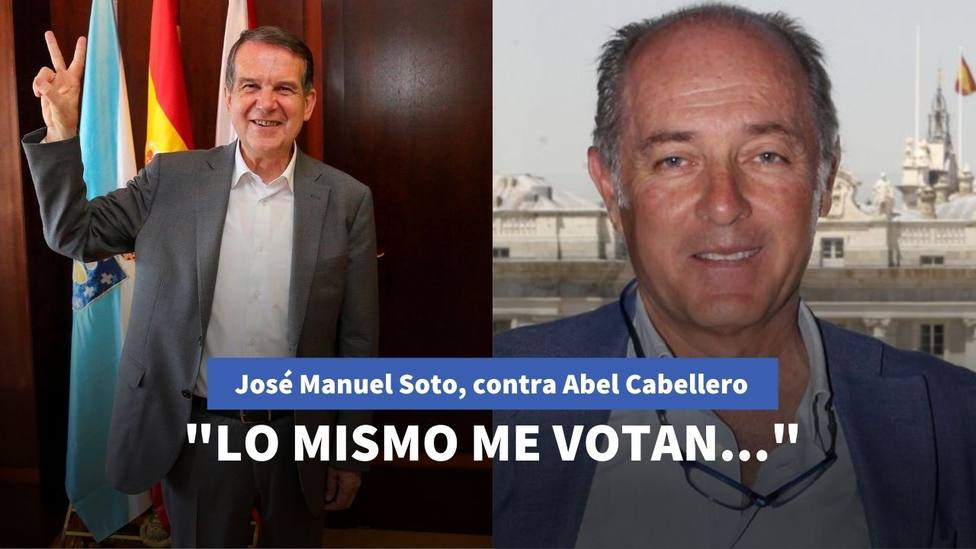 El órdago de Soto a raíz de las luces navideñas de Vigo:  Lo mismo me votan...