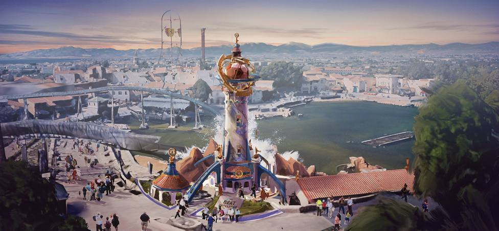 Fútbol.- Nace The Beat Challenge, el proyecto de entretenimiento de LaLiga y PortAventura World