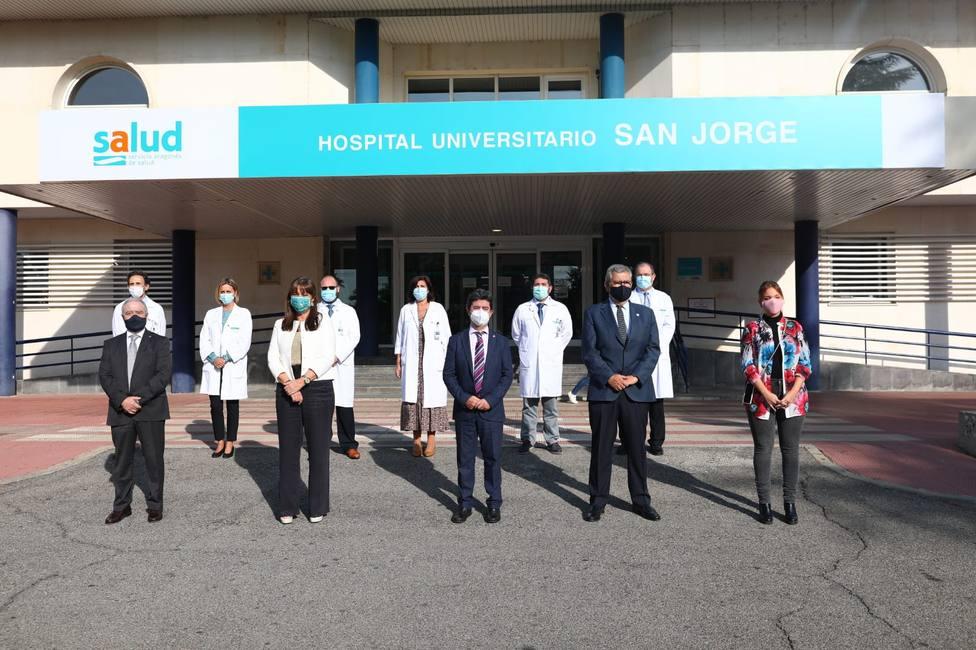 Presentación Hospital Universitario de San Jorge