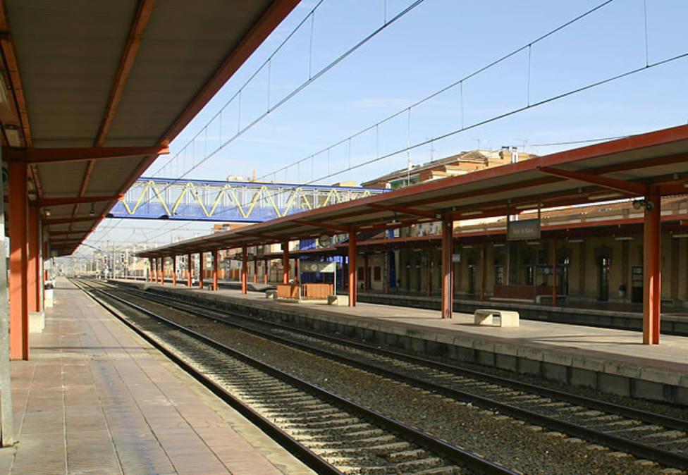 Estación de Venta de Baños (Palencia)