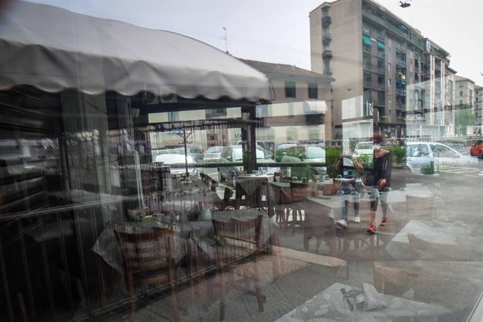 Los hosteleros de Burgos podrán instalar terrazas calefactadas