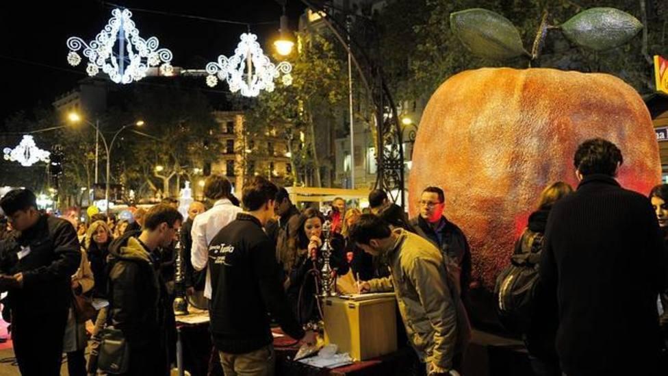 Shopping night Barcelona, edición antigua
