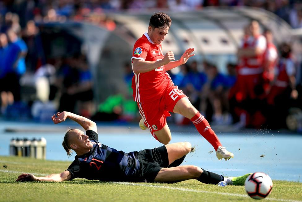 UEFA Euro 2020 Qualifications - Croatia vs Wales