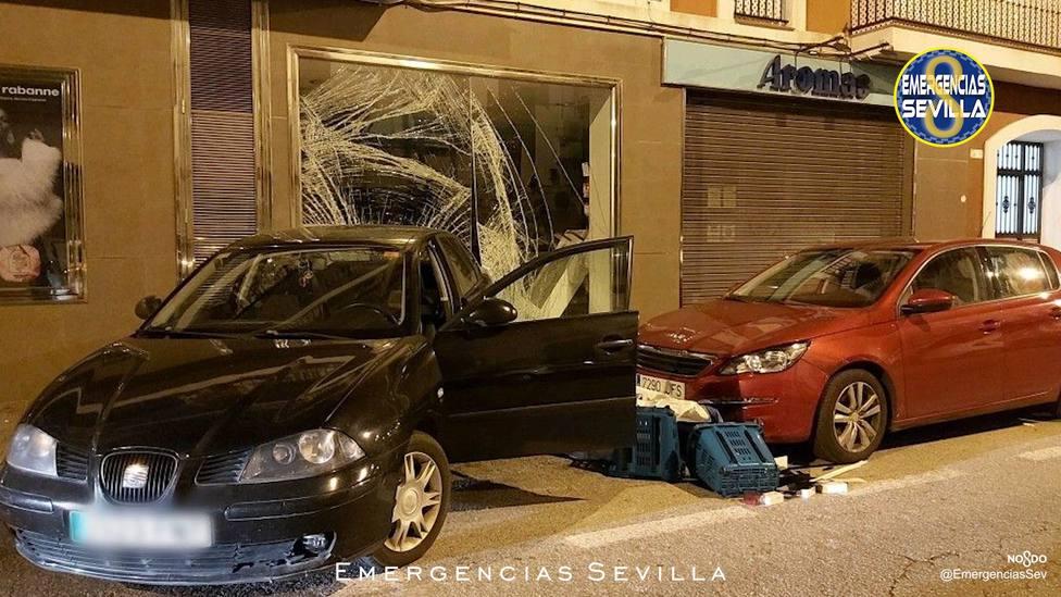 Cae una banda de aluniceros tras robar en una perfumería de Sevilla