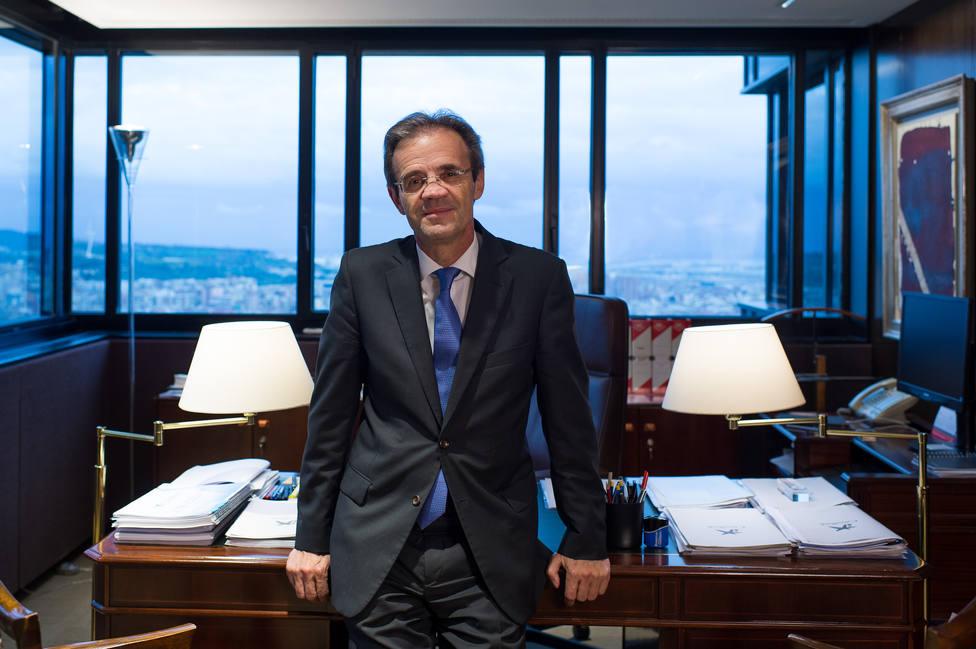 Jordi Gual destaca que la fusión con Bankia redundará en mayor valor para los accionistas