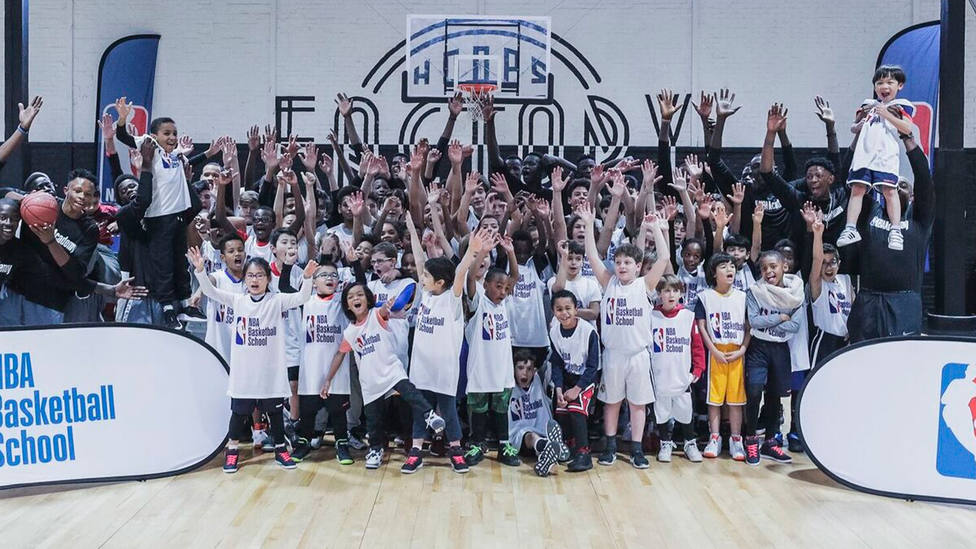 NBA Basket School