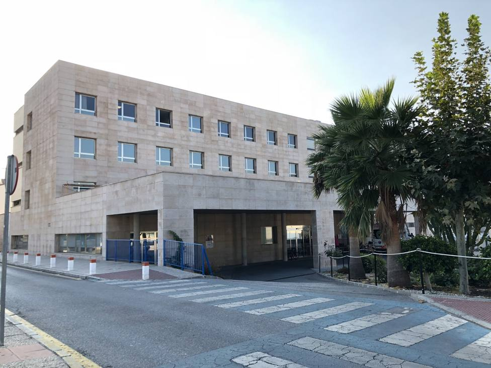 Urgencias del Hospital de Motril