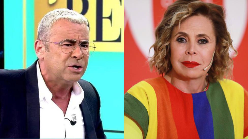 """Jorge Javier Vázquez y Ágatha Ruiz de la Prada ponen en jaque a Antena 3 en el Deluxe: """"Eso es verdad"""