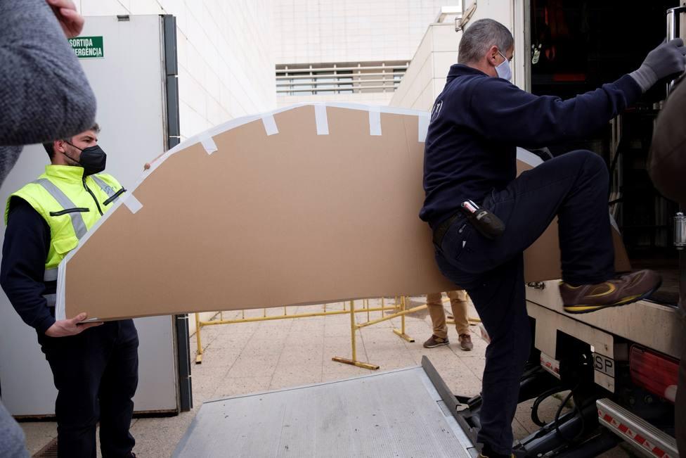 obras de arte devueltas al Gobierno de Aragón