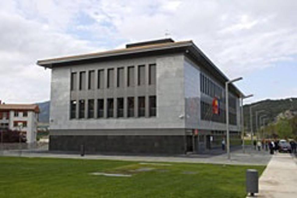 Palacio De Justicia De Estella.