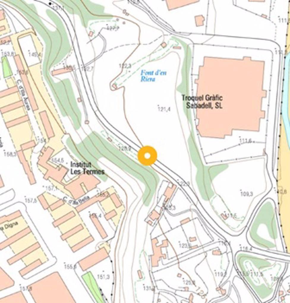 La Generalitat licita el proyecto de una rotonda entre Sabadell y Barberà (Barcelona)