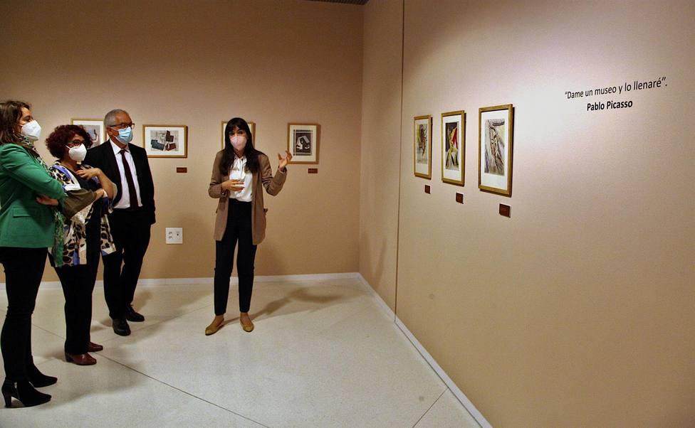 El MUBA retoma sus exposiciones temporales con una muestra de grabados de Pablo Picasso