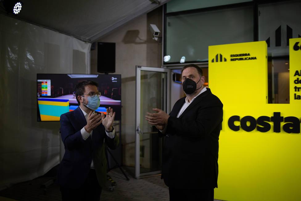 Oriol Junqueras es el político catalán mejor valorado según el CEO