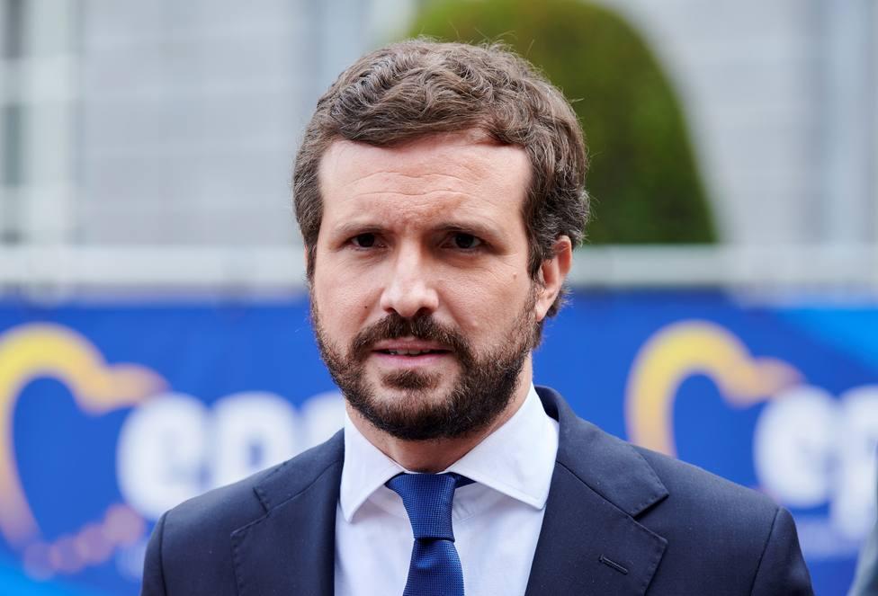 Pablo Casado, sobre la remodelación del Gobierno: El problema es Sánchez. El que se tiene que ir es él