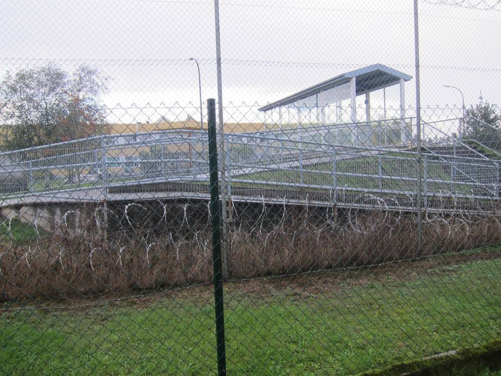 Centro Penitenciario de Asturias, en Villabona. Europa Press