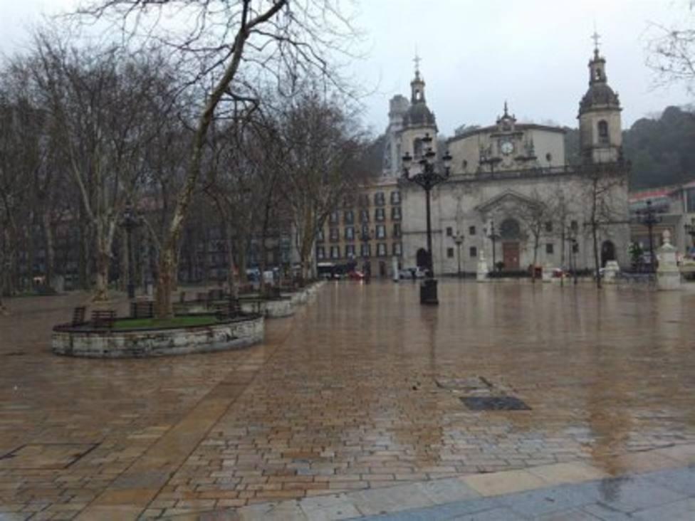 Tiempo fresco en Euskadi