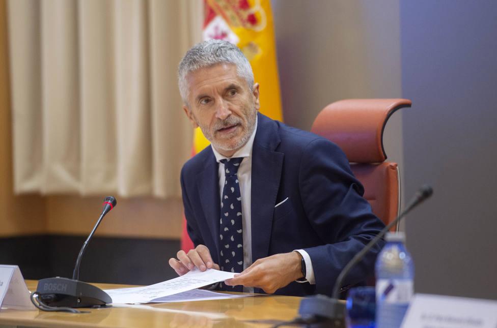 De la falsa agresión homófoba a los menores de Ceuta y las balas del 4-M, las polémicas que rodean a Marlaska