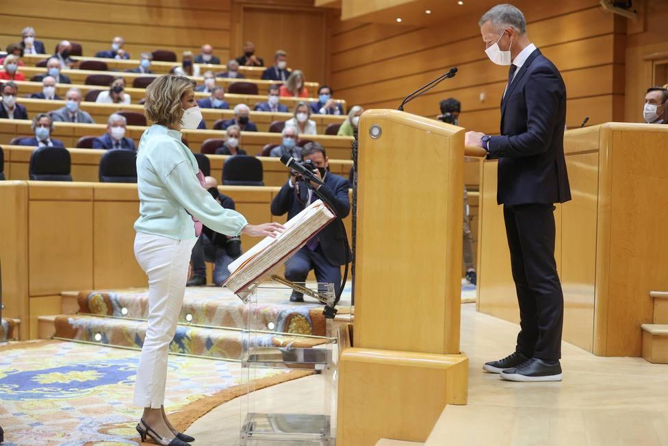 Esto es lo que va a ganar Susana Díaz como senadora: 2.000 euros más que como diputada andaluza