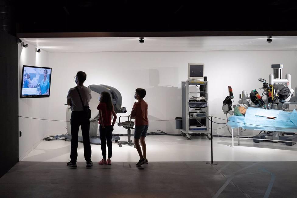 El Parque de las Ciencias fomenta las vocaciones científicas en la Noche de los Investigadores