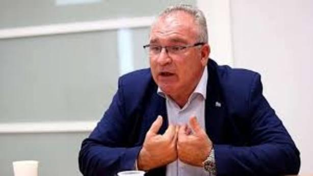 El presidente de la AVT, Alfonso Sánchez