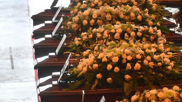 Funeral de Estado por todas las víctimas del derrumbe del puente de Génova