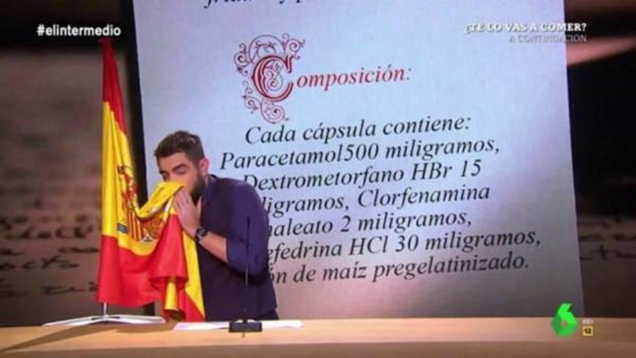 El consejero de Educación de Ceuta dice que pagaría por partir la cara a Dani Mateo