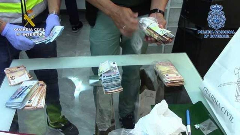 Detenidos los 27 integrantes de una organización que robaba camiones de gran tonelaje para vender su carga