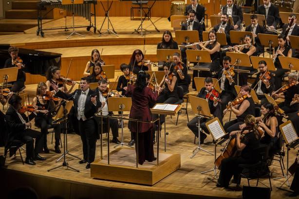 Más de 1.600 personas asisten al Concierto benéfico de Navidad de la Fundación Padre Arrupe