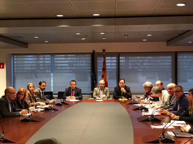 CC.OO. y UGT de Cataluña mantienen la huelga del 12 de diciembre entre los funcionarios