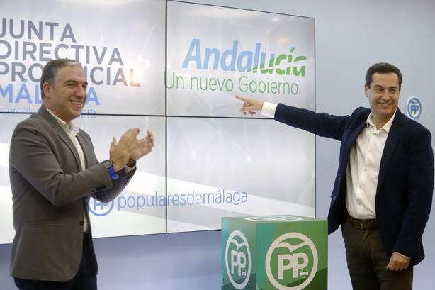 AV.- Moreno no ve sensato que Cs quiera liderar el cambio con cinco escaños menos y pide a Díaz que no inquiete