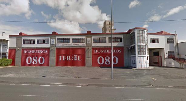 Parque de Bomberos de Ferrol