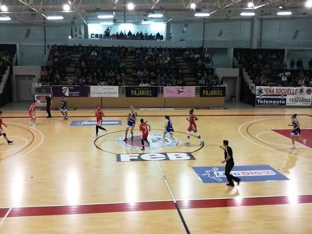 CB Bembibre PDM- Uni Ferrol