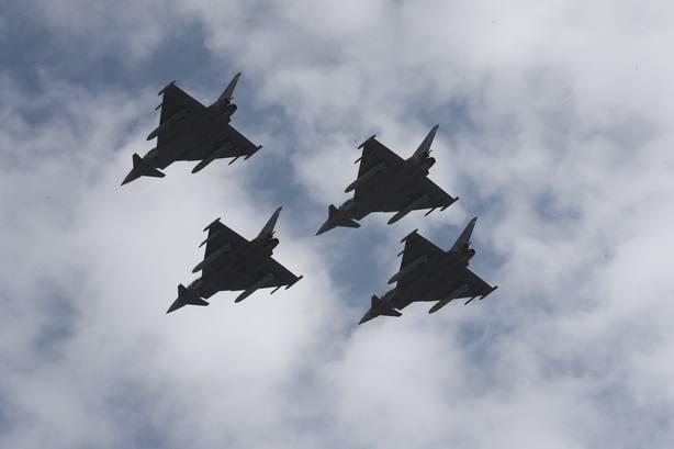 España se suma este jueves al proyecto del futuro caza europeo con Francia y Alemania