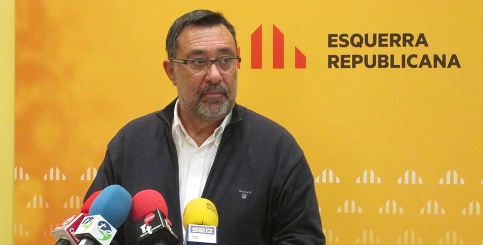 Detenido Gervasi Aspa, exalcalde de Deltebre (Tarragona) en un operativo anticorrupción