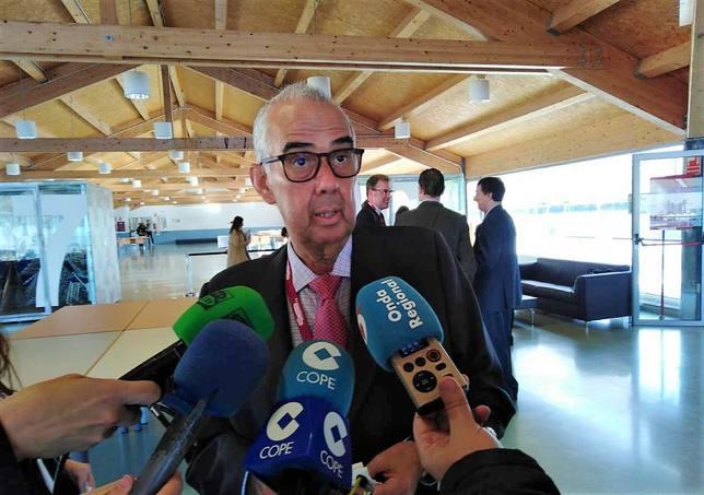 El presidente de MSC Cruceros cree que la apuesta de Cartagena tiene que ser por las escalas y no puerto base