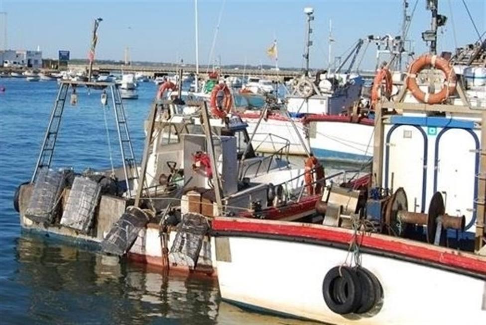 El sector pesquero de Isla Cristina pide en Madrid recoger 1.000 kilos por barco y día para salir adelante