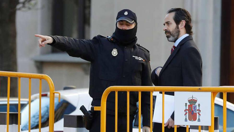 Josep Lluís Trapero citado a declarar en el juicio del procés