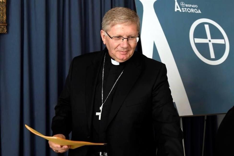 Fallece el obispo de Astorga, Juan Antonio Menéndez, a los 62 años