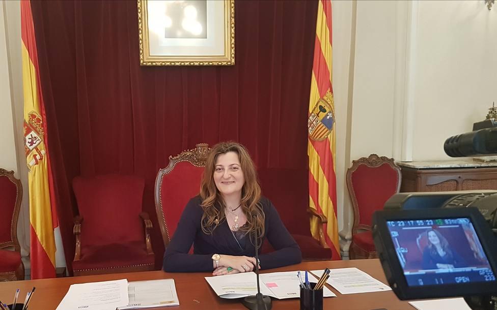 Subdelegada de Gobierno en Huesca