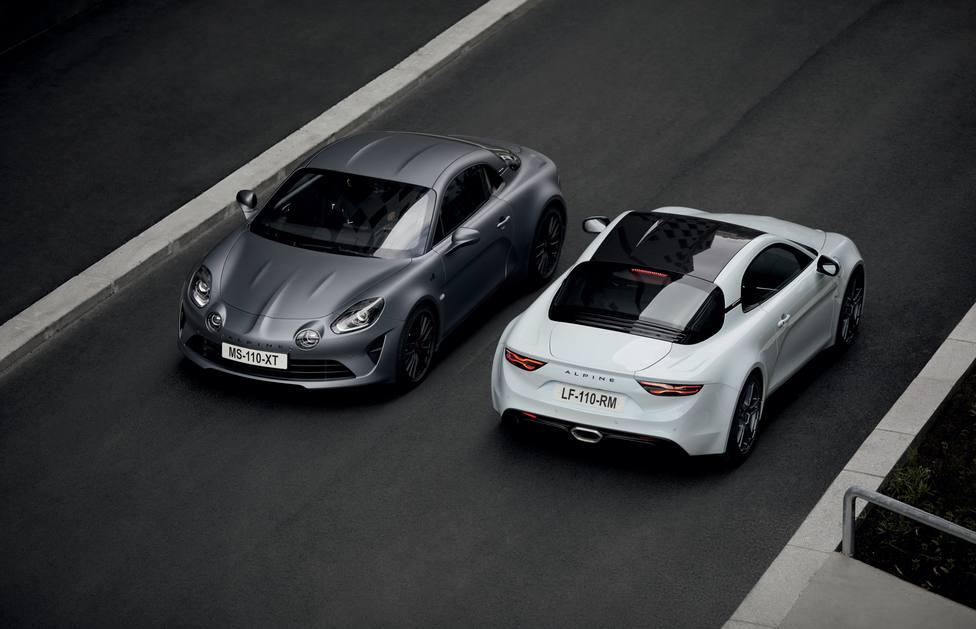 Alpine inicia la comercialización del nuevo A110S, con 292 caballos