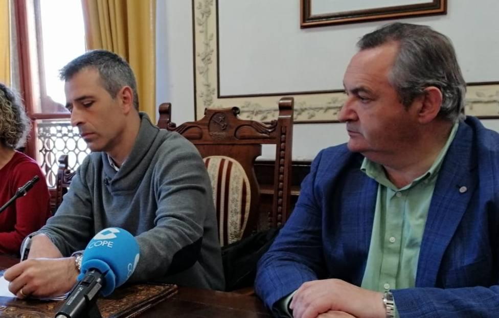 José Manuel Balseiro y Fernando Suárez