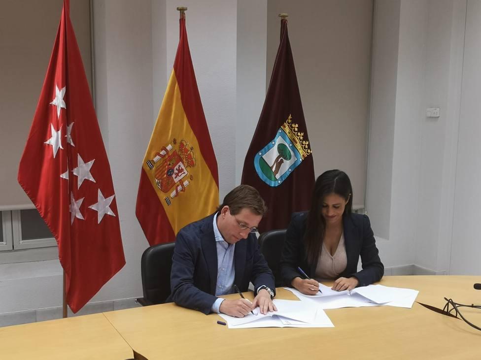 PP y Cs acuerdan gobierno de coalición en Madrid a la espera de Vox con Almeida como alcalde y Villacís de vicealcaldesa