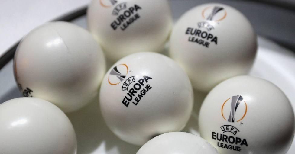 Sorteo Europa League