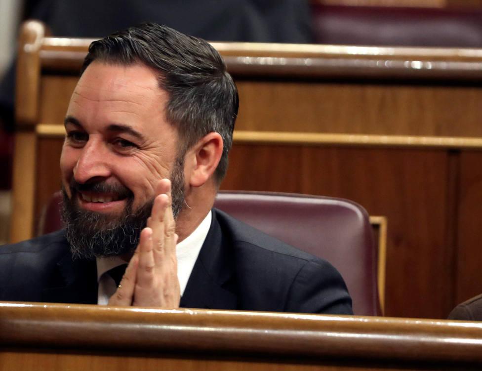 """Vox se arrepiente de su rifirrafe en Twitter con Ciudadanos pero no garantiza que """"no vuelva a suceder"""""""
