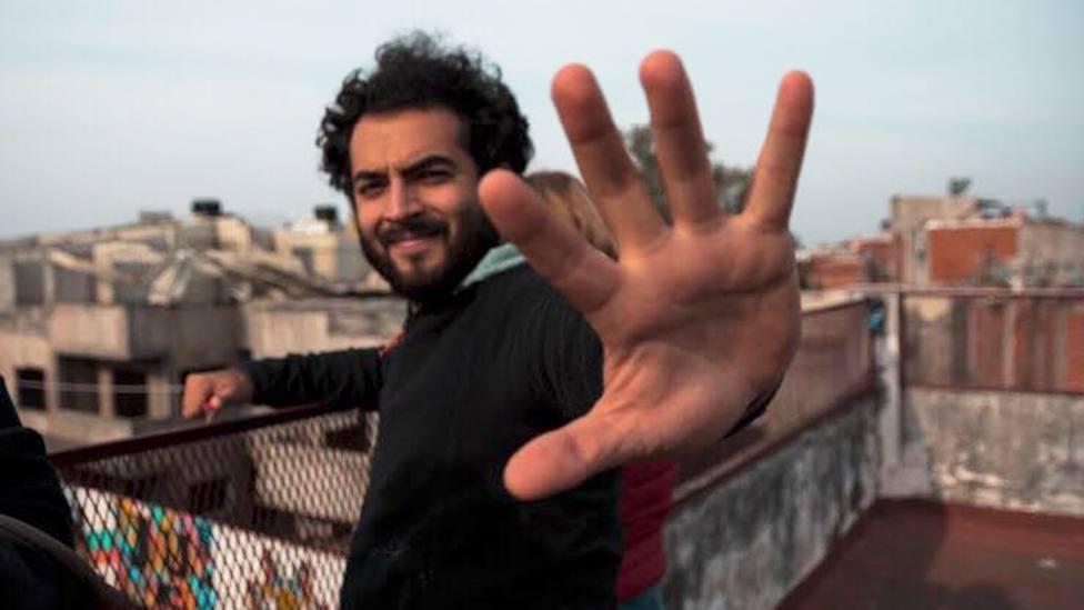 Alejandro Carballo, de 26 años: Formación y acción tienen que ir juntas si quieres cambiar el mundo