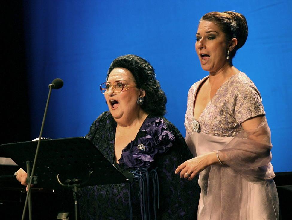 La hija de Montserrat Caballé actuará en As Pontes el día 28 de septiembre